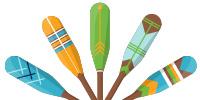 many oars
