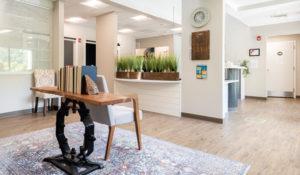 Raynor Dental Peterborough NH office interior